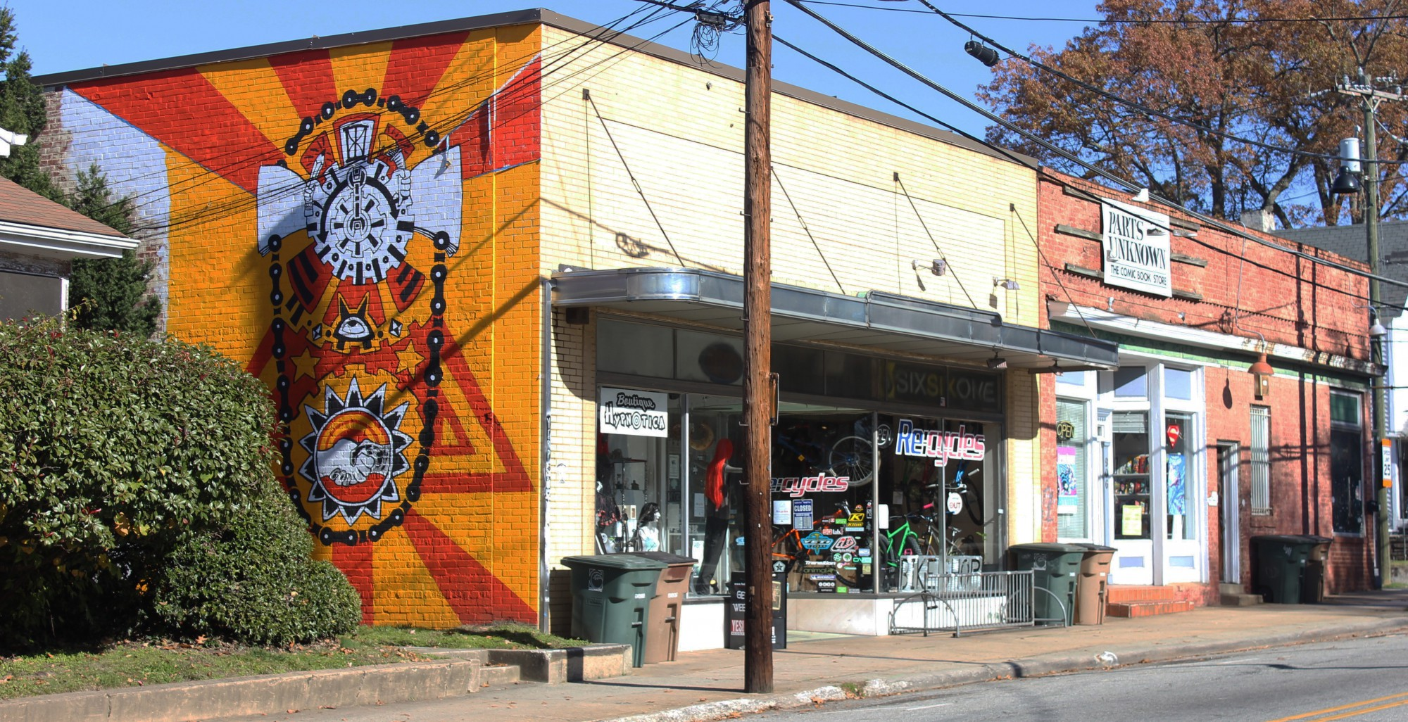 The Greensboro Mural Project