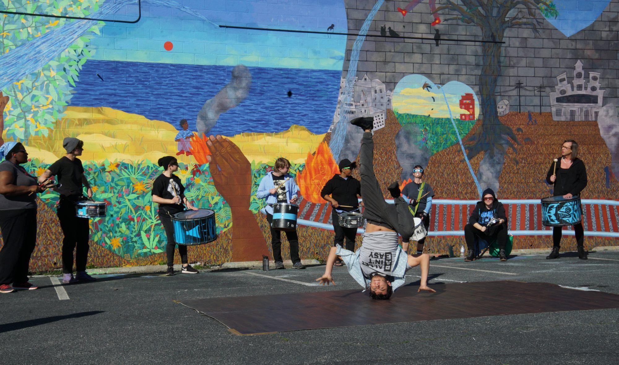 The Greensboro Mural Project